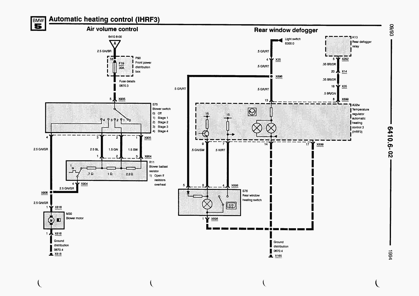 1994 E34 Fuse Box Schematic Diagrams Bmw Wiring Diagram 520i Schematics Suspension Kit