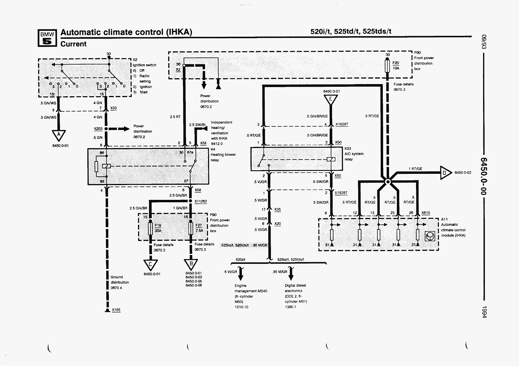 00 bmw 525 tds wiring diagram bmw wiring diagrams instruction bmw e34 wiring diagram at mifinder.co